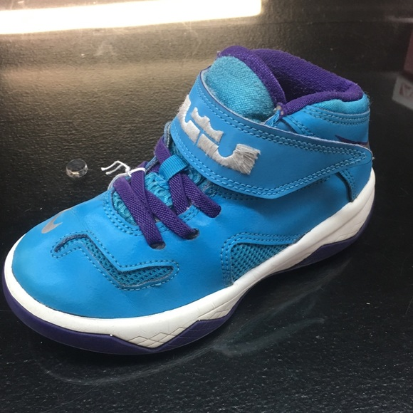 Nike Shoes | Blue Purple And White